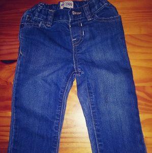 Infant jeans skinny 12-18 months